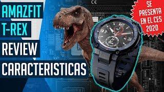 AMAZFIT T REX REVIEW CARACTERISTICAS PRESENTACION 8 ENERO 2020 CES