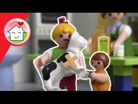 Playmobil Film Deutsch Flecki Ist Verletzt Kinderserie Mit
