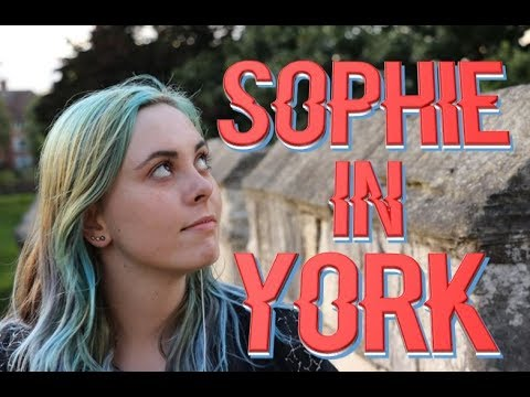 Sophie's Trip To York  ~ A Vlog