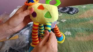 Обзор мягких игрушек с aliexpress