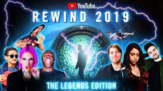 YouTube Rewind 2019 - The Legends Edition | #YouTubeRewind2019