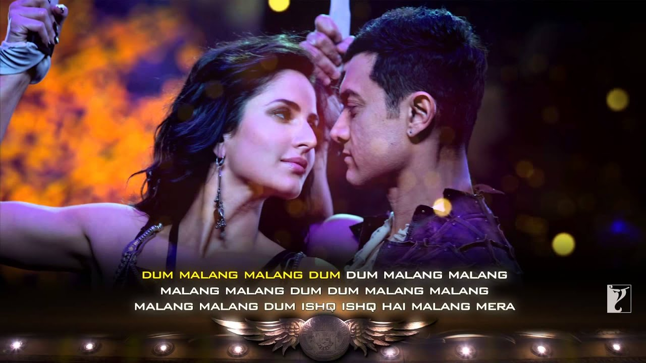 Malang Full Song With Lyrics Dhoom3 Youtube