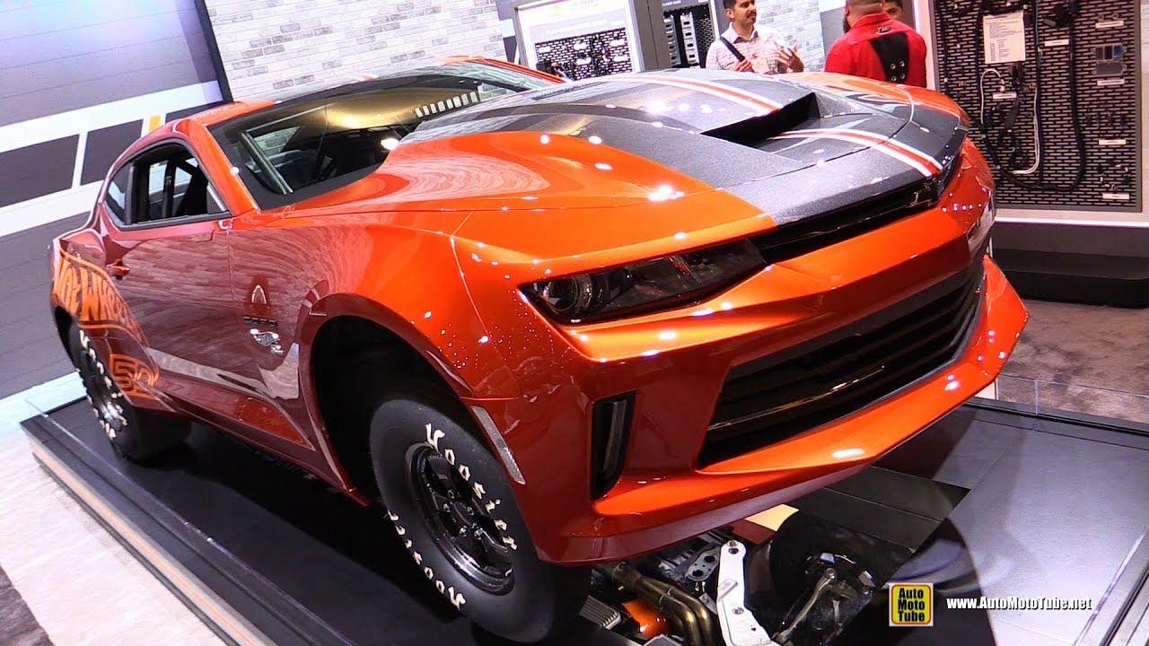 Copo Camaro Hot Wheels 50th Anniv