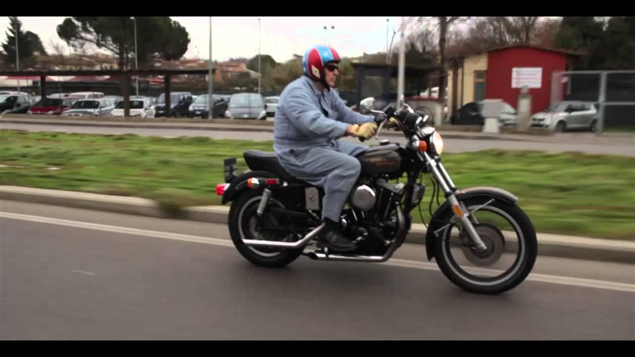 '80 XL 1000 HarleyDavidson Ironhead Sportster Roadster in