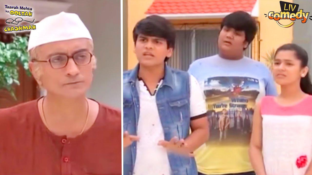 क्या बच्चो को Shopping अकेले जाने की Permission मिलेगी? |तारक मेहता का उल्टा चश्मा|Tapu Sena Special