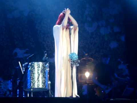 Florence And The Machine - Cosmic Love At Isle Of Wight Festival 2010