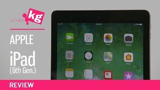 Apple iPad (6th Generation) Review: Great, but Lame. [4K]
