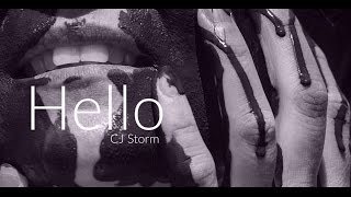 Hello - CJ Storm (recorded live)