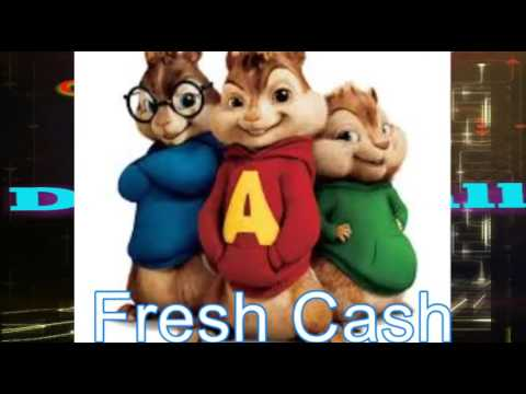Mavado - Fresh Cash - Chipmunks Version