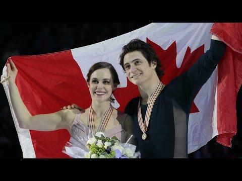 Canadians make history at World Figure Skating Championships