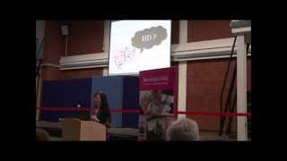 Huntington's Disease and Assisted Dying Lecture at Bromley College - shortened version