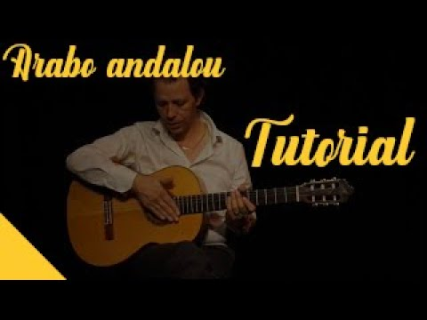 Spanish guitar Flamenco with Yannick including tutorial how to play