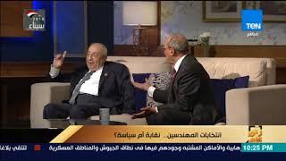 الدكتور حماد عبدالله مهاجما هاني ضاحي: