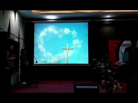 KASIH YESUS INDAH DALAM HIDUPKU - GKRI EL GIBOR BANDUNG 22 Oktober 2017