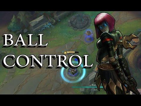 BALL CONTROL | Orianna Mitte