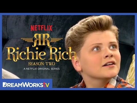 How To Call Your Crush  RICHIE RICH