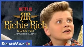 How To Call Your Crush | RICHIE RICH