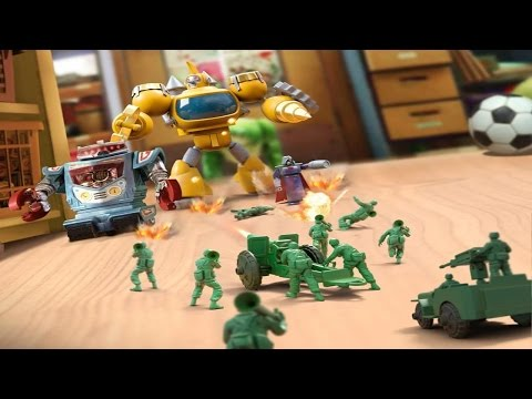 Army Men Strike Android Gameplay