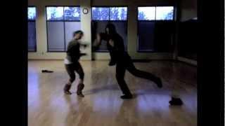 Ellie Goulding - Bittersweet (Skrillex) : Improv Dance