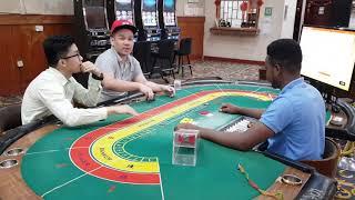 Casino in Afrika 2019 , baccarat player