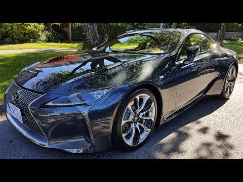 Lexus Lc 500 Review Youtube