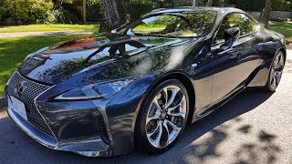 Lexus LC 500 Review