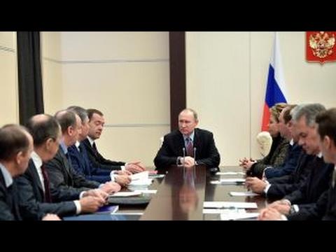 Gen. Zinni on Russia-U.S. relations