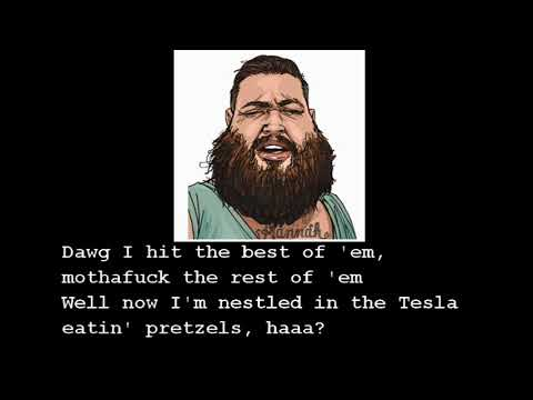 Action Bronson - 9-24-7000 Feat. Rick Ross Lyrics