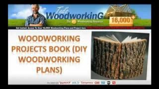 Wood Desk Plans (wooden Plans)