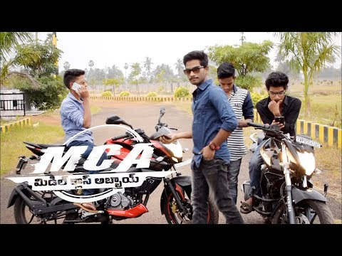 M.C.A(Middle Class Abbayi)    latest...