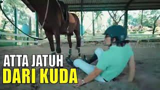 Aurel Panik, Atta JATUH Dari Kuda | ATTA AUREL TEMAN TAPI CINTA (24/10/20 Part 2