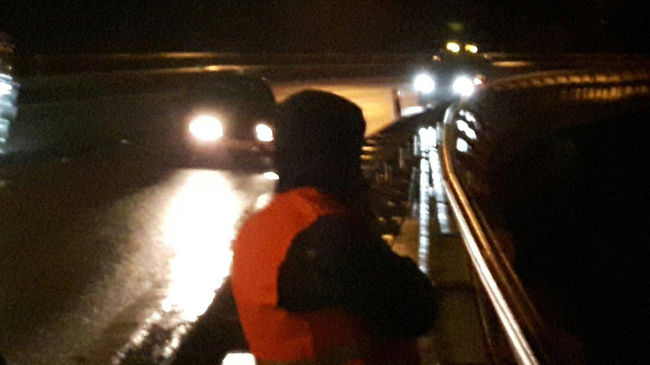 Dank an Ersthelfer | Unfall in Autobahn-Kurve  (2020)