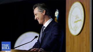 Gov. Newsom announces California VACCINE LOTTERY winners