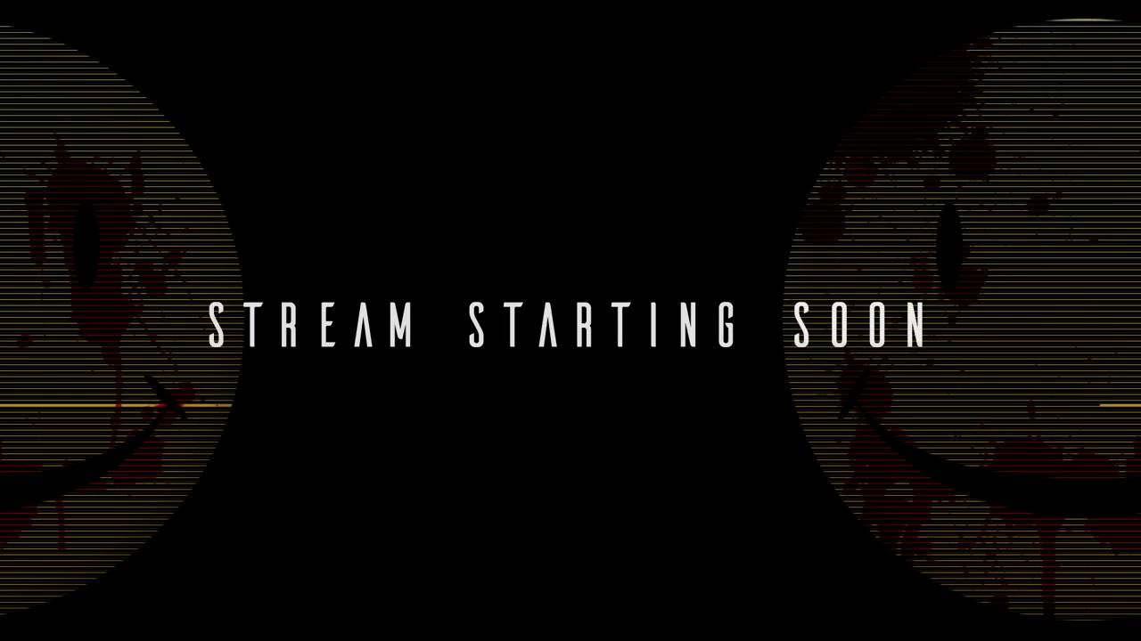 Stream Starting Soon Video