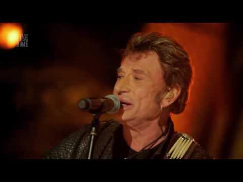 Johnny Hallyday: QUELQUE CHOSE EN NOUS DE TENNESSEE (Live @ Home)