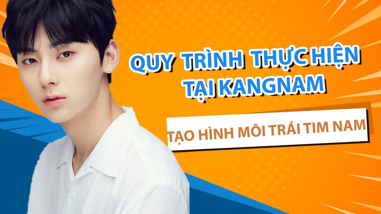 Quá trình phẫu thuật thẩm mỹ môi trái tim