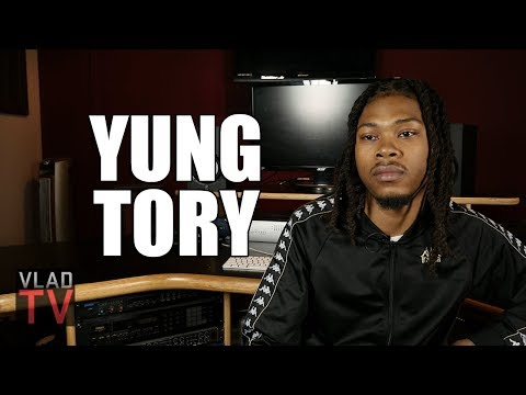Yung Tory on Being a Rasta in HipHop: Im Not Supposed to Be Doing This Part 1