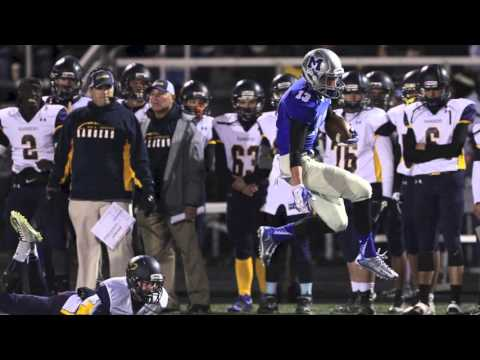 Midview WR Logan Bolin: 2015 Offensive Player of the Year