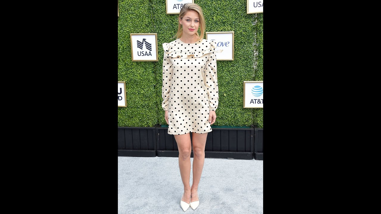 Melissa Benoist Shares Her Story Of Domestic Violence In ...