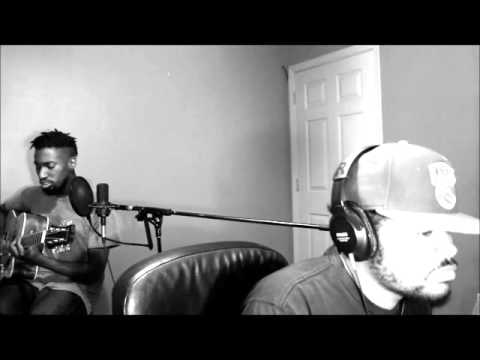 STUDIO SESSIONS: Ascension - Maxwell (Luke Simmons Cover)