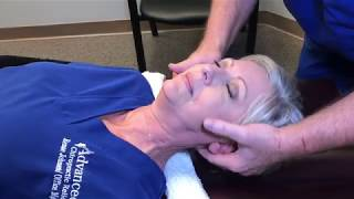 Post Super Bowl Aches & Pains Houston Chiropractor Dr Gregory Johnson Adjust Renae
