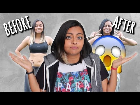I Tried A Couch - 5K App | Veena Does Stuff
