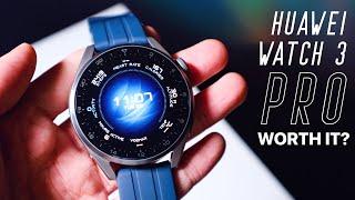 Huawei Watch 3 Pro Full In-Depth Look: Watch Before You Buy!