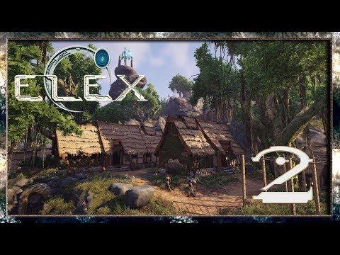 ELEX Прохождение - Земли Эдана #2
