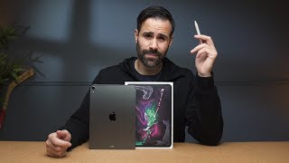 iPad Pro 2018 - Let's See if it can Replace Your Laptop!