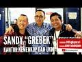 "#VlogKoperasi Sandy ""GREBEK"" Kantor Kemenkop dan UKM"