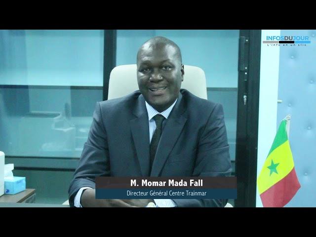 Centre Trainmar de Dakar: Le nouveau directeur général Momar Mada Fall fixe ses objectifs