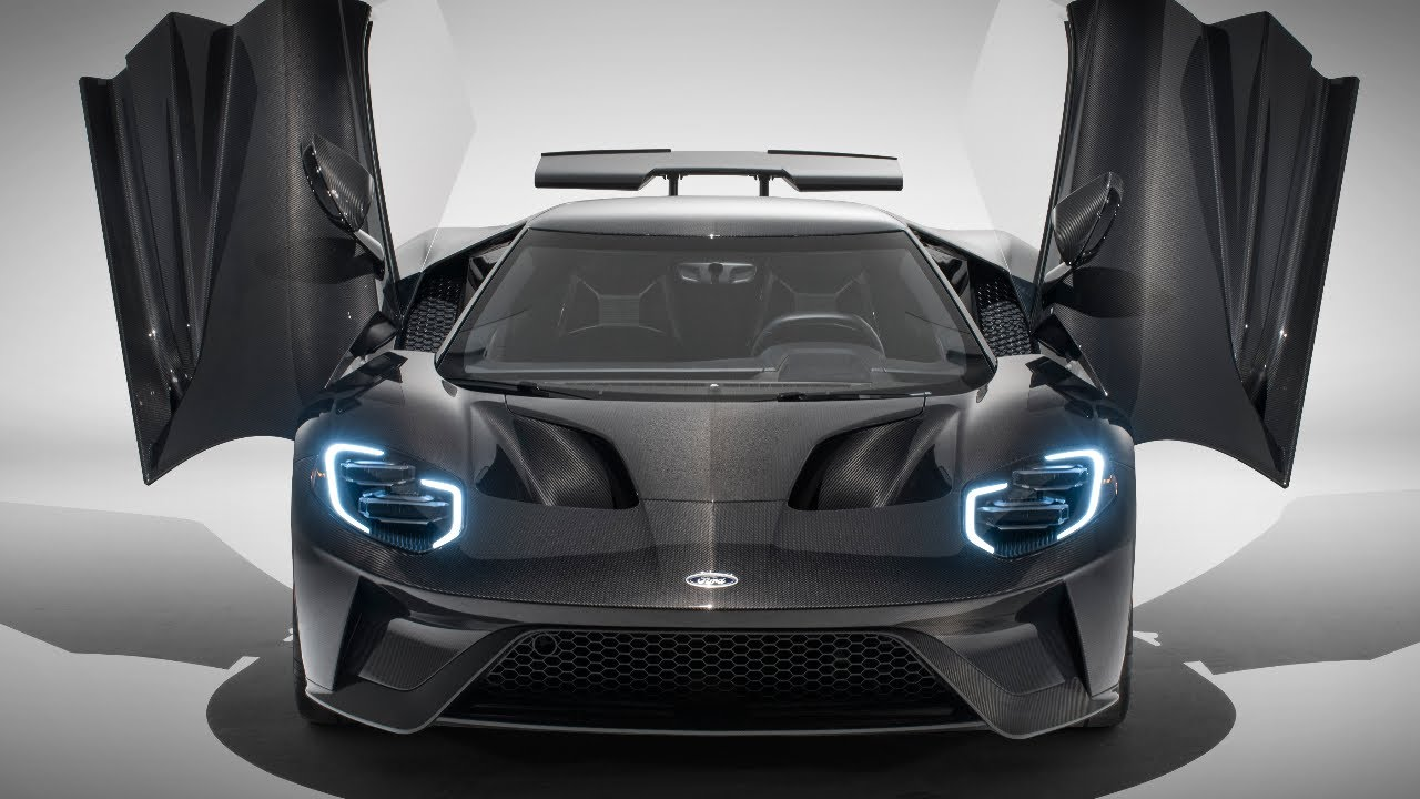2021 Ford GT Concept and Review