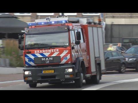 Prio 1 Tankautospuit 18-7031 Met Spoed Naar HV overig [ THV: licht ] N482 7,5 in Wijngaarden