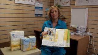 Урологические прокладки Molimed женские от Hartmann при легкой степени недержания видеообзор